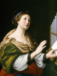 Sassoferrato Saint Cecilia