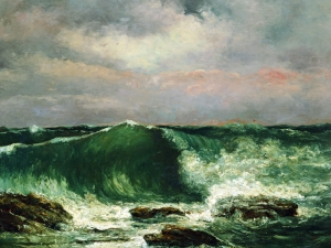 Courbet Waves