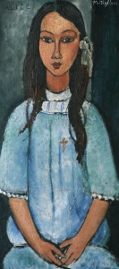 Modigliani Alice