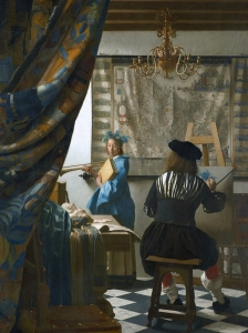 Vermeer The Art Of Painting