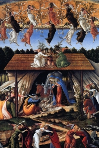 Sandro Botticelli The Mystical