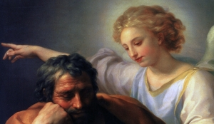 Angel Dream Of St Joseph