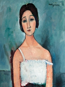 Modigliani Christina