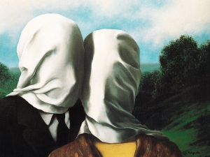 Magritte The Lovers
