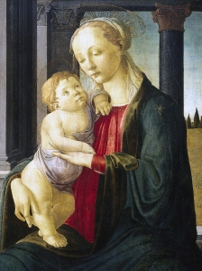 Sandro Botticelli Madonna And Child
