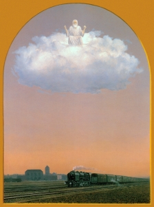 Magritte The Nightingale