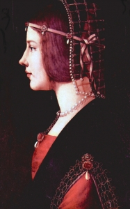 Da Vinci Lady Beatrice