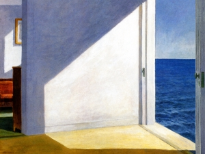 Hopper Room By The Sea